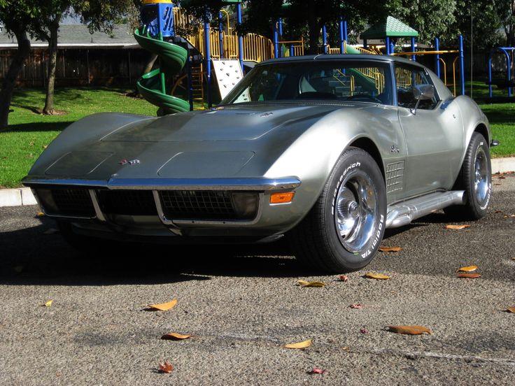 Chevy corvette colors for sale