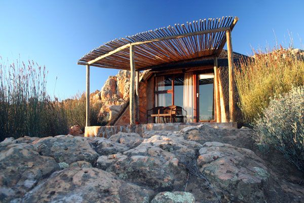 "The Most Amazing Cave Resort ""Kagga Kamma"""