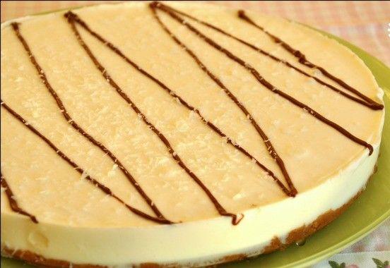 La cucina di zia Ale > Cheesecake allo yogurt (senza cottura)
