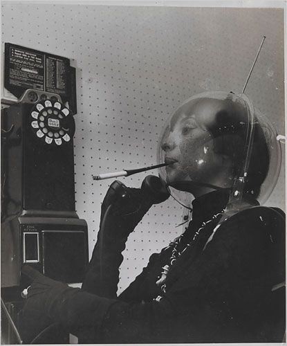 Weegee: Life Magazines, New Life, Spaces Age, The Twilight Zone, Telephone, Photo, Smoke, Outer Spaces, Martian Woman