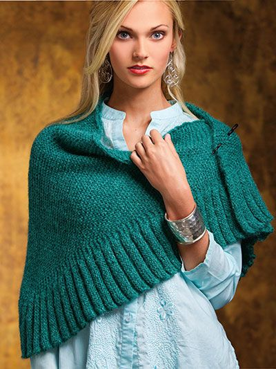 17 Best images about Knitting Shawl & Wrap Pattern ...
