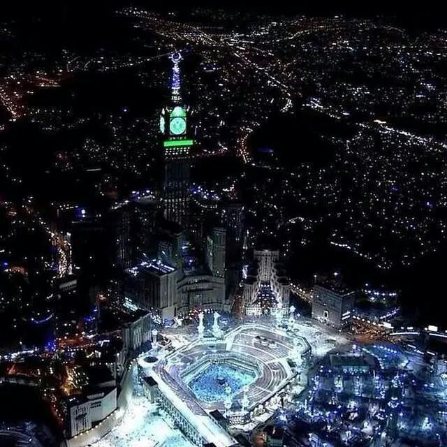 Amazing view .... MashaAllah