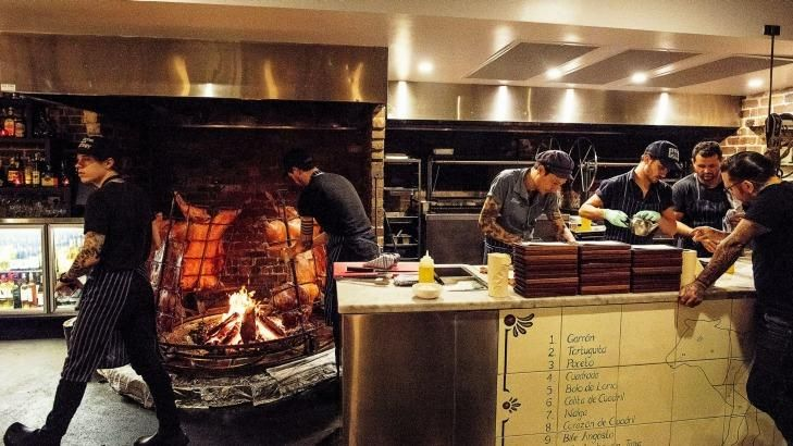 Meatfest: A big welcome back to Porteno.
