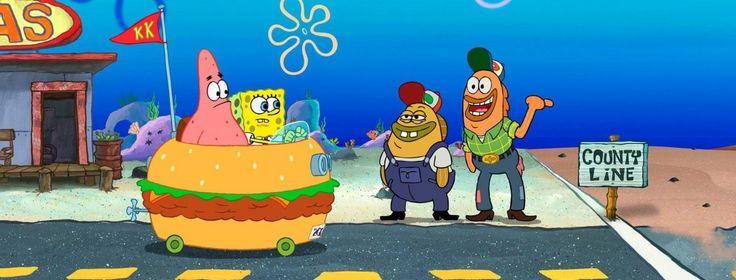 The SpongeBob SquarePants Movie   Film Review   Slant Magazine