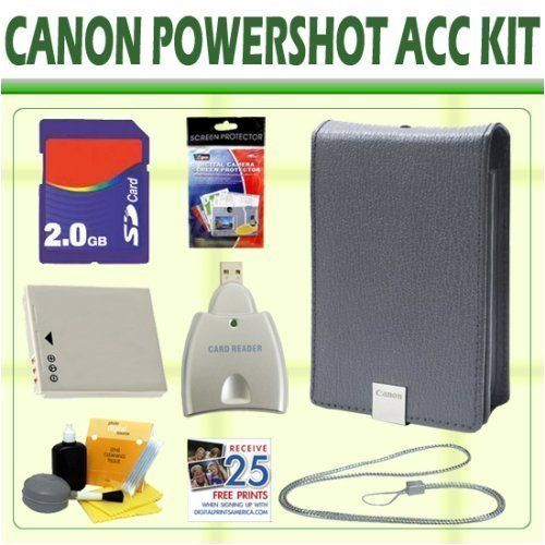 88 best electronics camera photo images on pinterest digital canon 2gb accessory outfit for the powershot sd1000 by canon 3649 canon 2gb accessory fandeluxe Gallery