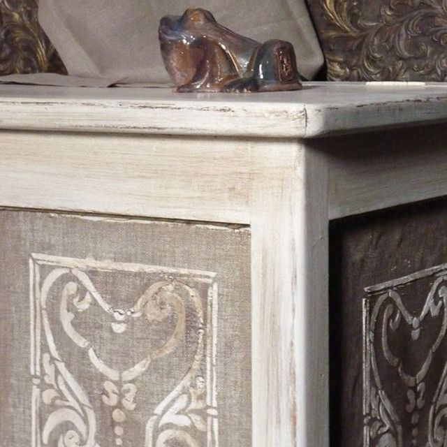 mobili decorati mobili decapati e mobili shabby chic