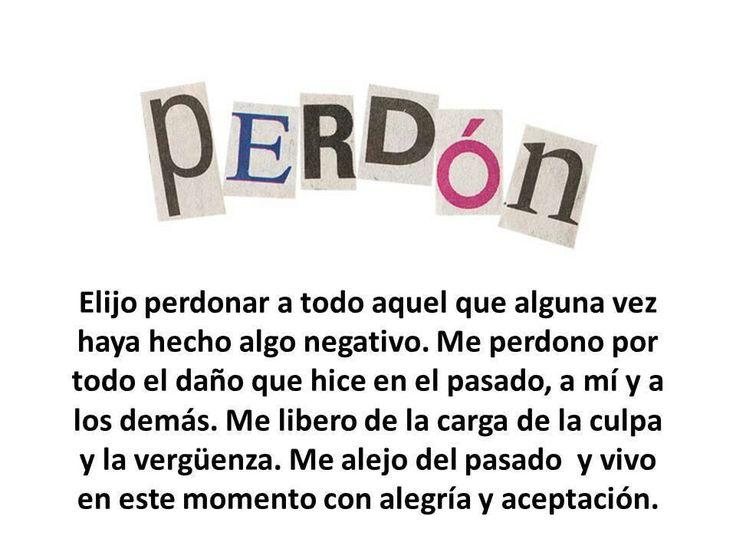 Frases De Perdonar: 152 Best Images About Perdón On Pinterest