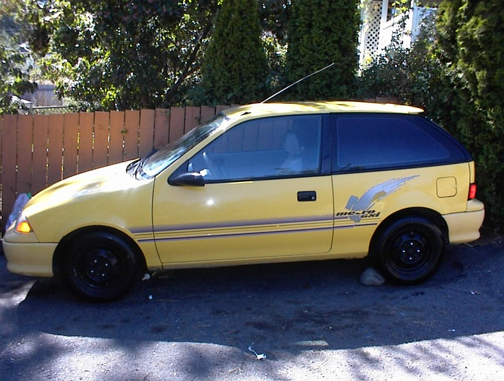 7 best Geo Metro images on Pinterest | 4x4, Vehicles and Barn finds