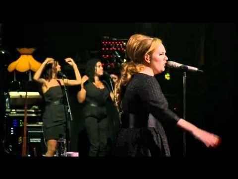Adele - Rumor Has It (Live)