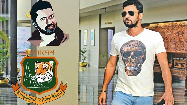 Captain & the Heroes Mashrafe Bin Mortaza || The People's Captain Mashrafe Mortaza - Biography Captain & the Heroes Mashrafe Bin Mortaza || The People's Captain Mashrafe Mortaza - Biography Mashrafe Bin Mortaza: The day was October 5 and the year was 1983. A child was born to Golam Mortaza and Hamida Mortaza in Norail district. They named him Mashrafe Bin Mortaza; nickname Koushik. Could anyone ever imagine that one day this child would play for Bangladesh National Cricket Team? Mashrafe is…