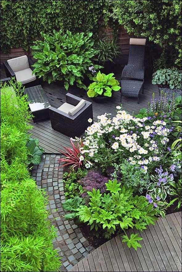 Kleine Garten Optimal Gestalten Flashzoom Best Garten Ideen Ck1