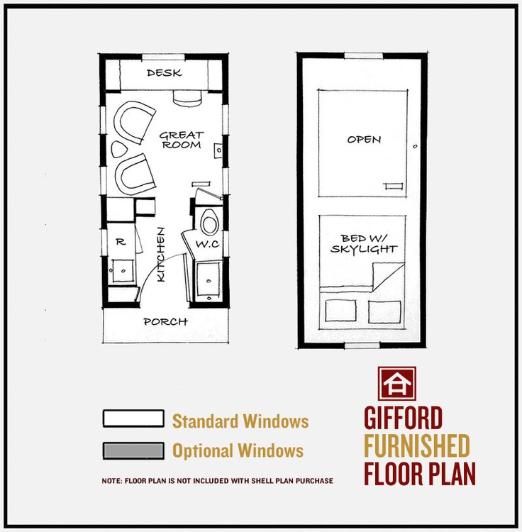 Four Lights Tiny Homes: 10 Best Tiny House Floor Plans Images On Pinterest