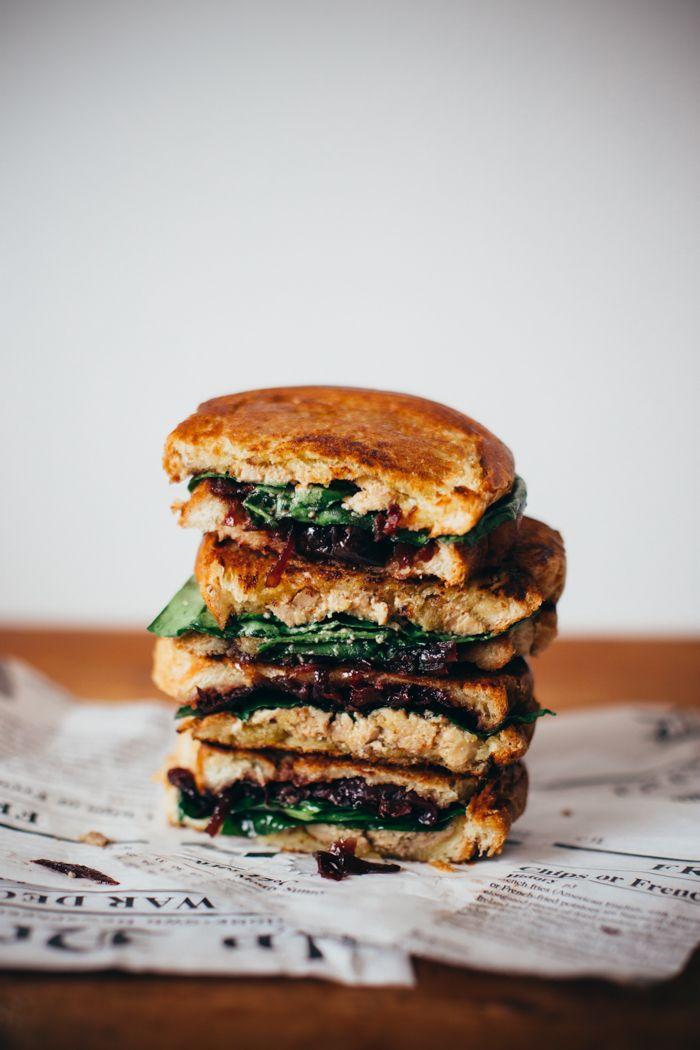 Les 46 meilleures images du tableau burgers sur pinterest - Cuisiner le foie gras frais ...