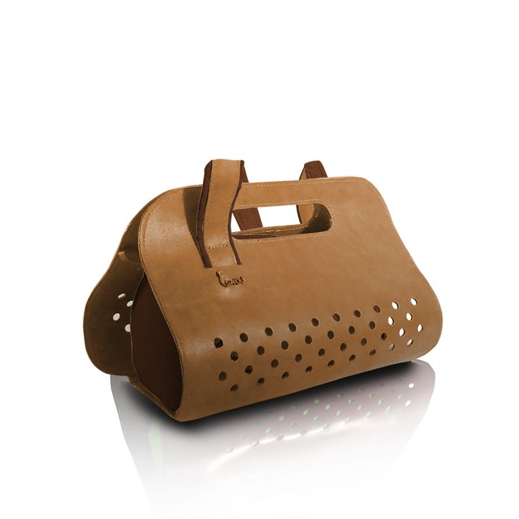 designed leather bag with canva. http://larou.gr/product/zerotwo01/