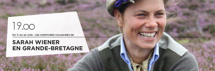 Les aventures culinaires de Sarah Wiener en Grande-Bretagne | Les aventures culinaires de Sarah Wiener en Autriche | Europe | fr - ARTE