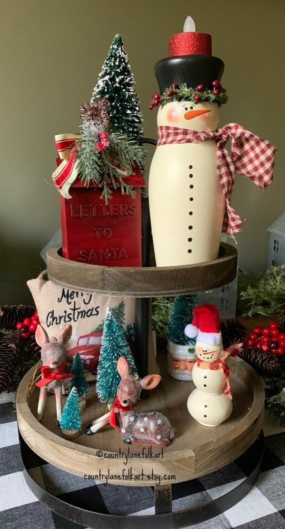 Christmas Tree ShelfTray