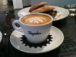 Rapha CC Rapha Cycle Club's Soho store shows that there is much more to the cycling-coffee pairing than Lance Armstrong-style performance en...
