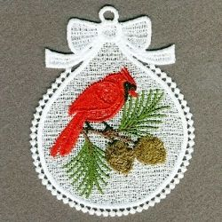 Christmas Cardinals Decorations