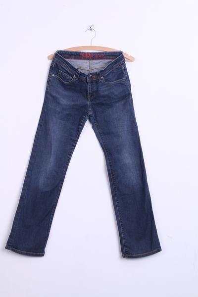Puma Denim Womens S Jeans Trousers - RetrospectClothes