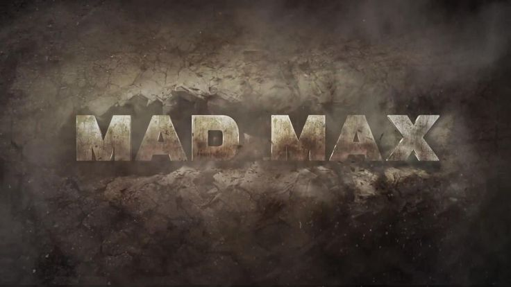 Mad Max The Game Trailer Intro