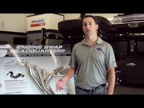 Detroit Speed, Inc. - Tech Videos - Holley EFI.  Watch Detroit Speed Inc, Engineering/Technical Sales Associate, Dan Oddy, discuss our partnership with Holley Performance products, their EFI systems and Hooker Blackheart headers.