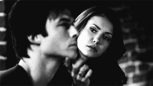 Ian Somerhalder — Damon & Elena Delena