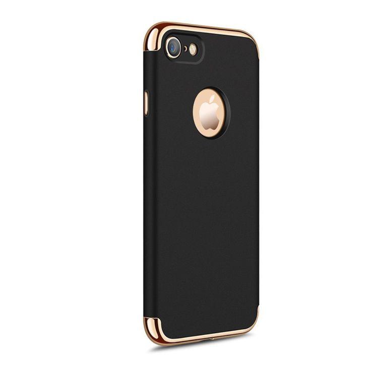 Husa spate 3in1 pentru iPhone 7 - Electroplating - Triomag