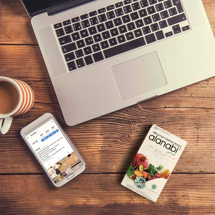Selamat pagi, Alanabi Fams! Tidak hanya di halaman Instagram, kami juga hadir di salah satu sosial media yang amat terkenal yaitu Facebook, search: 'alanabiid' tanpa tanda kutip ya. Semoga bermanfaat dan selamat menjalani hari ini dengan semangat.  Hidup Sehat Cara Nabi, Hijrah ke Alanabi®!  #HidupSehatCaraNabi #HijrahKeAlanabi #MinumanHerbalAlami #minuman #herbal #kesehatan #alanabifams #selasa #fanpage #facebook #socialmedia #sosmed #instagram