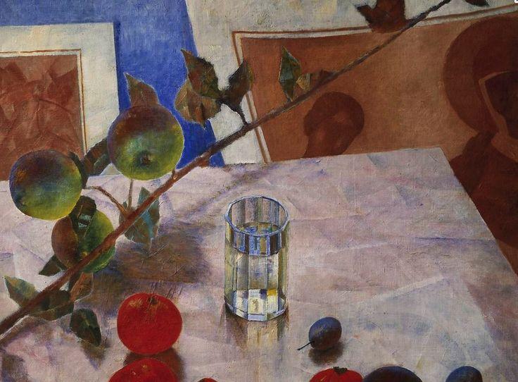 Petrov-Vodkin, Kuzma Sergeevich Pink Still Life1918
