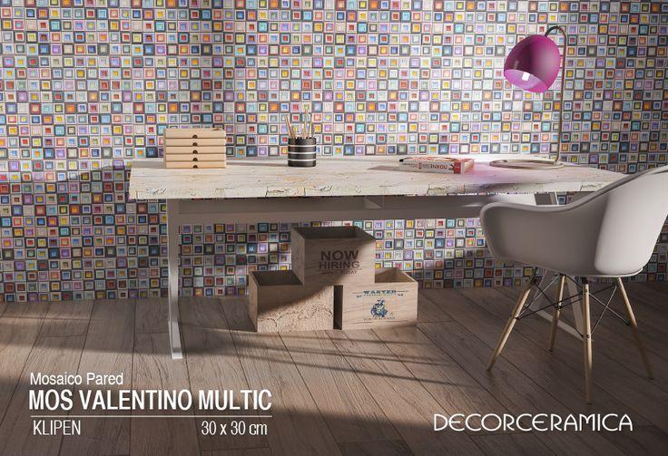 El maravilloso ARTE MARROQUÍ influenció el diseño de este MOSAICO… Conócelo bajo tu responsabilidad… porque seguro te enamorarás de él.  #mosaico #paredes #interiorismo #hogar #estudios #remodelacion #habitaciones