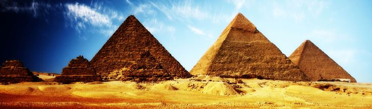 Visit the beautiful & historic pyramids in Cairo.