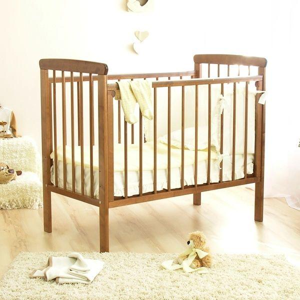 Детская кроватка Можга (Красная Звезда) Машенька С-237