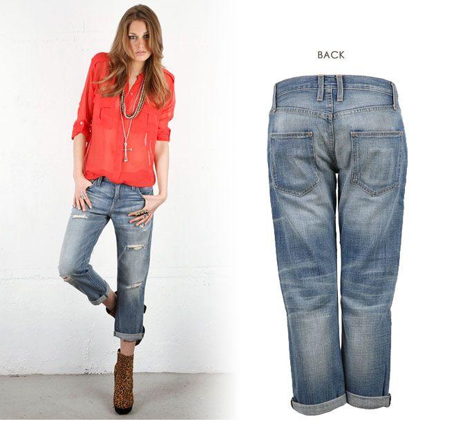 Dallmac | Los jeans boyfriend regresa con tudo!