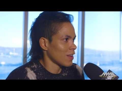 MMA UFC 207: Amanda Nunes On Ronda Rousey's Media Blackout, Lack Of Respect