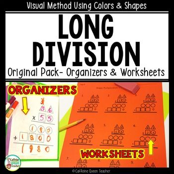best 25 teaching long division ideas on pinterest division strategies math division and. Black Bedroom Furniture Sets. Home Design Ideas