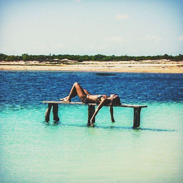 Nada como relaxar em Jeri 😍😀! Jericoacoara é uma APA (área de proteção …   – Photos