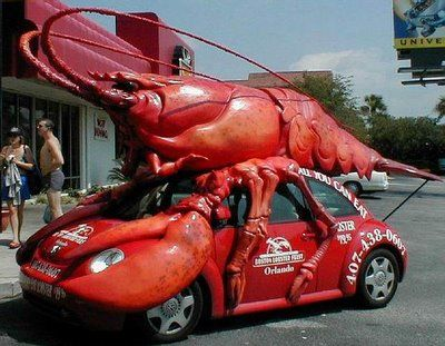 Strange cars from around America, continued...