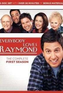Everybody Loves Raymond (1996–2005) S1-9  Cast: Ray Romano, Doris Roberts, Patricia Heaton, Brad Garrett, Peter Boyle