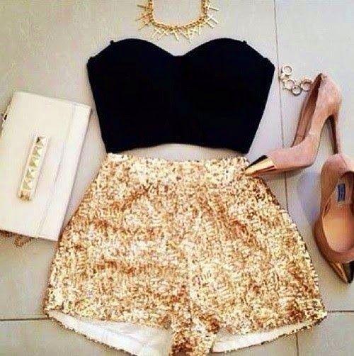 Outfits verano noche