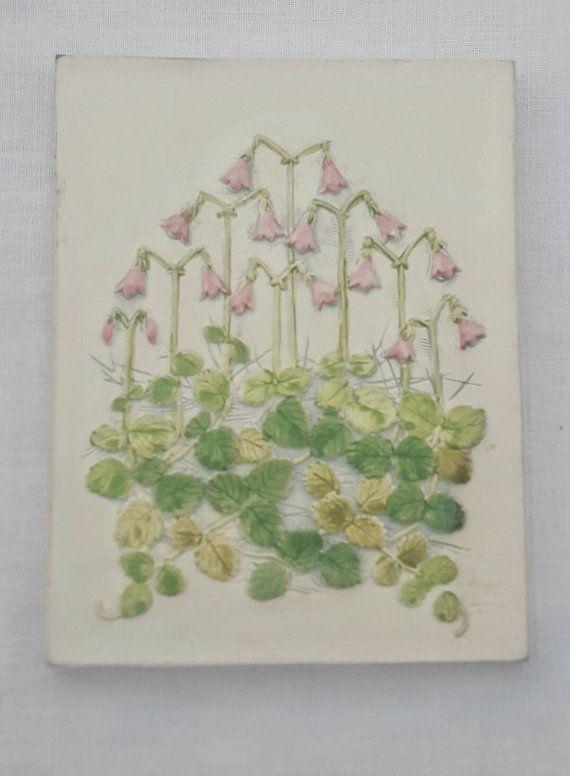 JIE Gantofta Ceramic Vintage Swedish Plaque by ElineaVintage