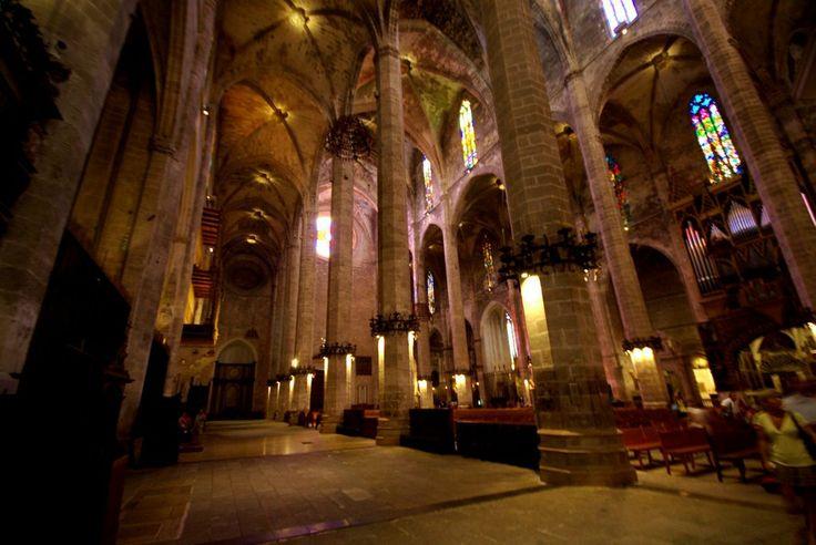 Catedral de palma de mallorca es un edificio parad jico - Muebles baratos palma de mallorca ...
