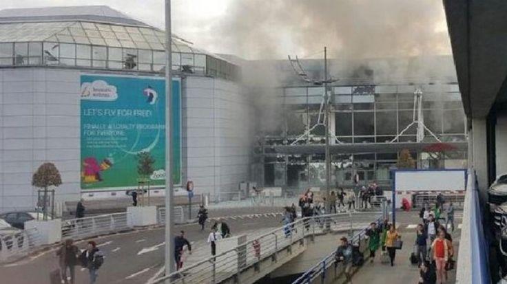 AO MINUTO - Atentado no Aeroporto de Bruxelas