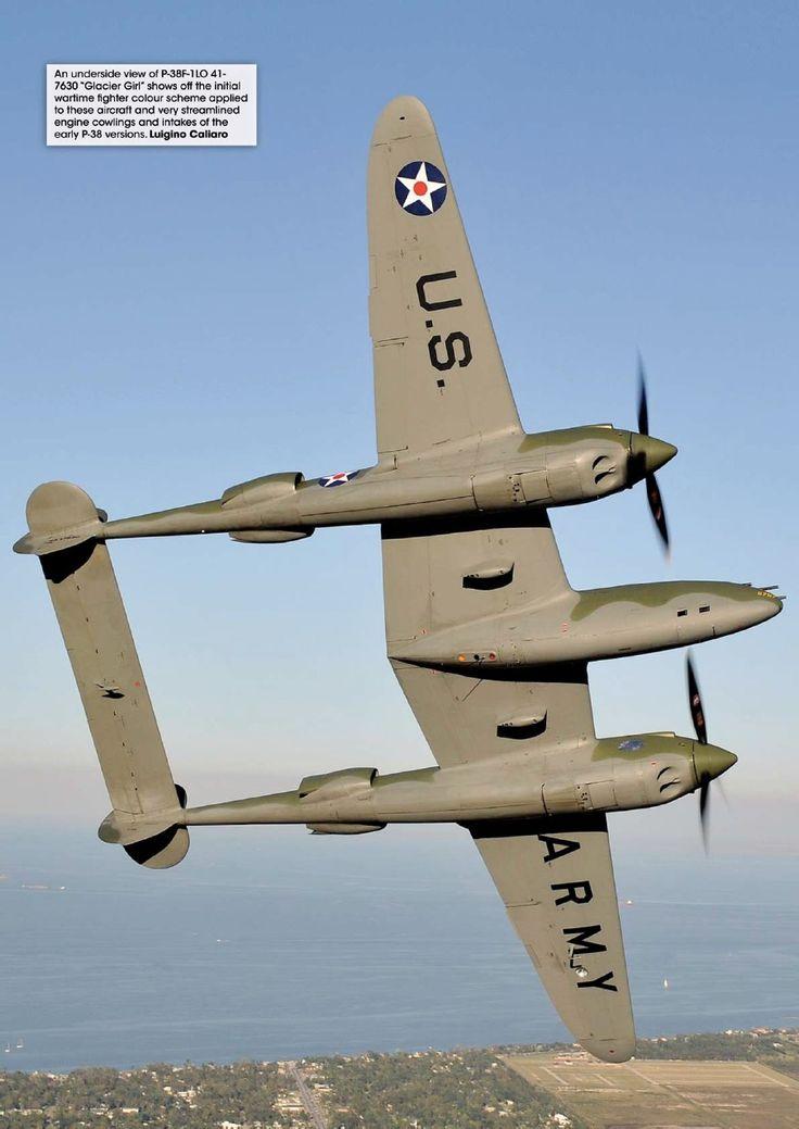 Lockheed P-38 Lightning (Aviation Classics Issue 14)