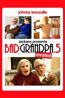 http://www.norknews.com/#!-bad-grandpa-5/c19qv Jackass Presents: Bad Grandpa .5 (2014) #BadGrandpa.5 An unrated version of Bad Grandpa which includes over 40 minutes of additional outtakes and interviews. #MarilynnAllain , #GeorginaCates , #MadisonDavis