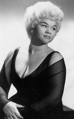 Etta James, my favorite female artist #pinyourlove #picmonkey