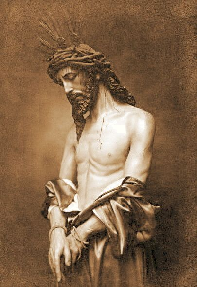 And Pilate asked him, Art thou the King of the Jews? And he answering said unto him, Thou sayest it.   Mark 15:2