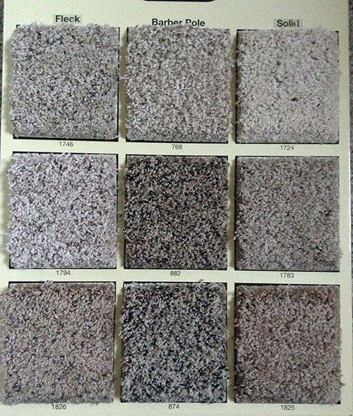 Carpet Frieze Gray