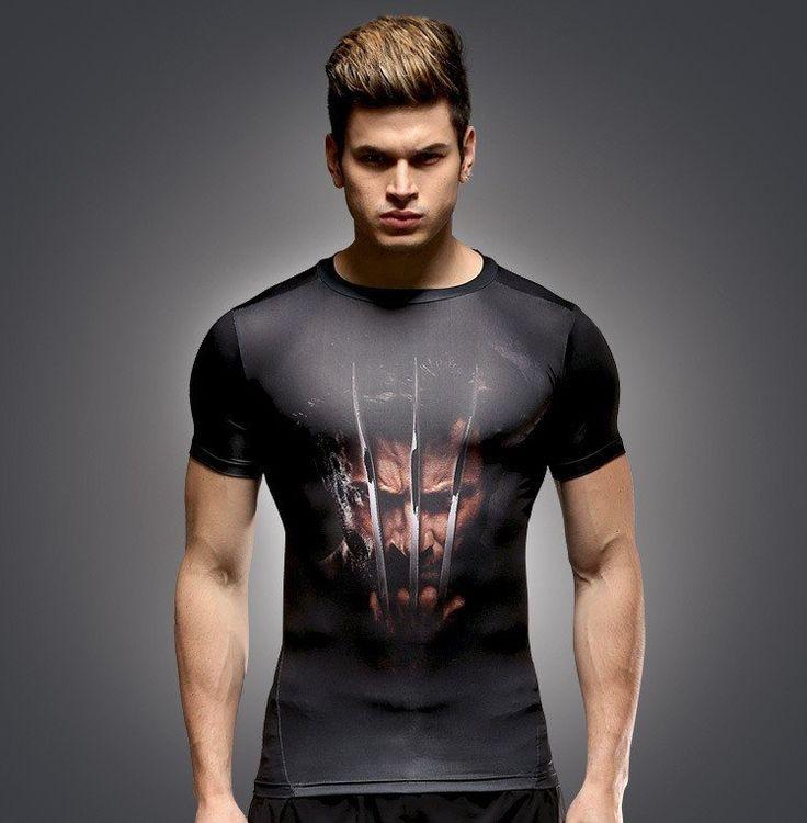 Wolverine Fitness Shirt