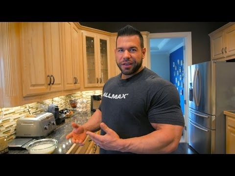 Muscle & Strength: What Pro Bodybuilders Eat For Breakfast With Steve Kuclo