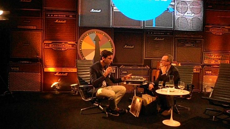 """MIKA at Blue Balls Festival in Luzern """"Meet the Artists"""" Interview Part 1"""